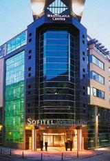 Pięciogwiazdkowy hotel Sofitel we Wrocławiu